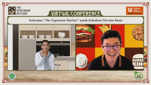 Unilever dan Burger King Segera Hadirkan Menu Whopper dengan Daging Nabati (89482)