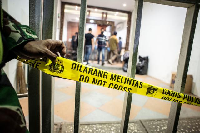 Polri Ungkap Bahan Berbahaya di Eks Markas FPI Terkait Munarman: TATP-TNT (252100)