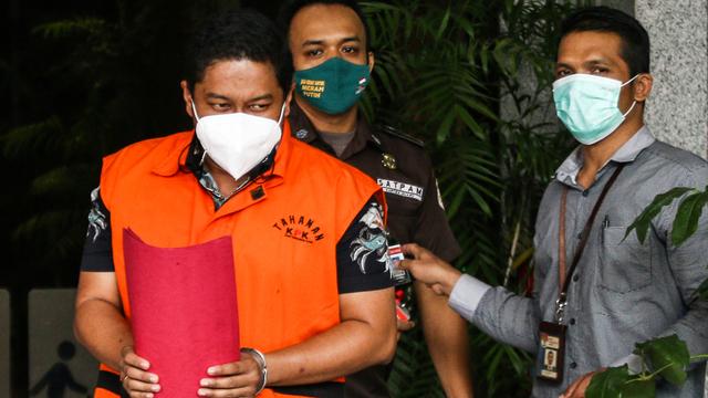 Cerita Azis Syamsuddin Kenal Penyidik KPK: Dari Nusakambangan Berujung Ngopi  (23176)