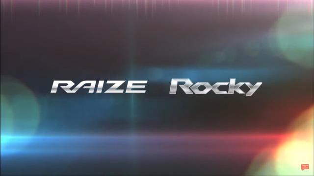 Komponen Lokal Raize dan Rocky Belum 70 Persen! Transmisi dan Mesin Masih Impor? (57049)