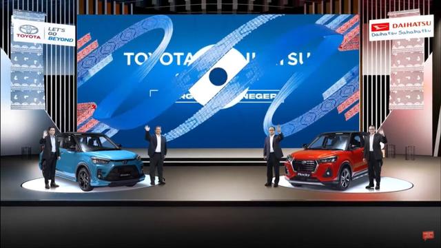 Raize dan Rocky Proyek Kolaborasi ke-5 Toyota-Daihatsu, Akankah Sukses? (58694)
