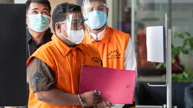 Azis Syamsuddin Akui Pernah Beri Rp 200 Juta ke Penyidik KPK: Pinjaman (586189)