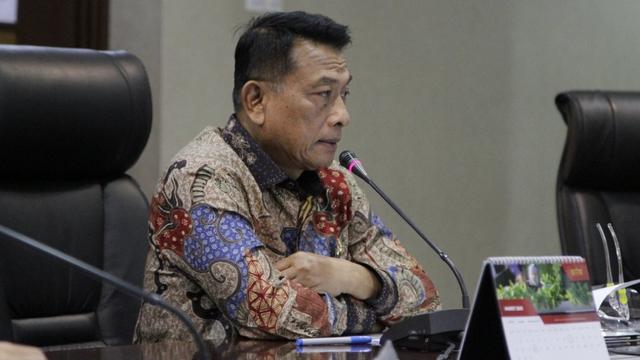 Moeldoko soal Nasib 75 Pegawai KPK: Tak Benar Terjadi Pengabaian Arahan Presiden (451053)