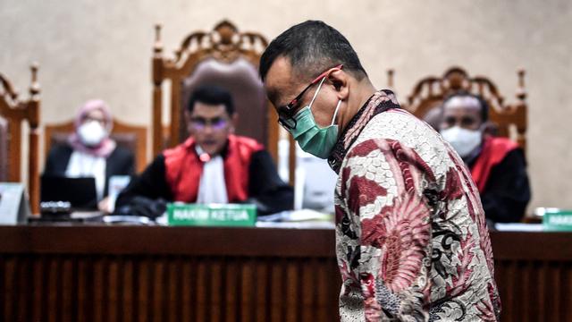 Satu Hakim Nilai Edhy Prabowo Tak Minta Uang Suap, Siapa Dia? (309509)