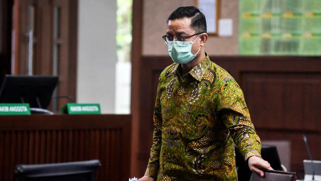 Kasus Bansos, 2 Penyuap Juliari Batubara Divonis 4 Tahun Penjara (44431)