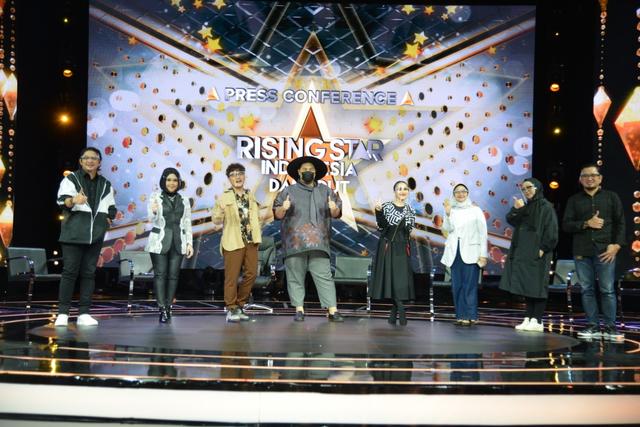 Ayu Ting Ting dan Ivan Gunawan Jadi Juri di Rising Star Indonesia Dangdut (208940)