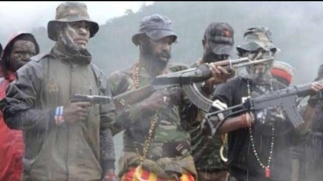 Penembakan hingga Pembakaran Pesawat oleh KKB Papua Sepanjang Januari-April 2021 (401088)