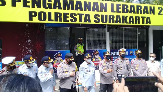 Kakorlantas: Penyekatan Pemudik di Solo Dilakukan 3 Tahap (94787)