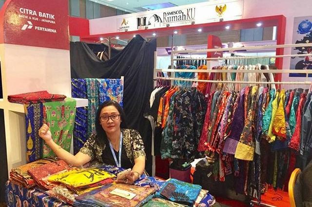 Pertamina Jadikan UMKM Batik Papua Tembus Pasar Daring (333806)