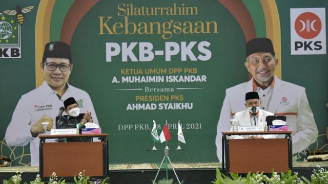 PKS Kunjungi PKB, Sepakat Tampilkan dan Amalkan Nilai-nilai Islam Moderat (227296)
