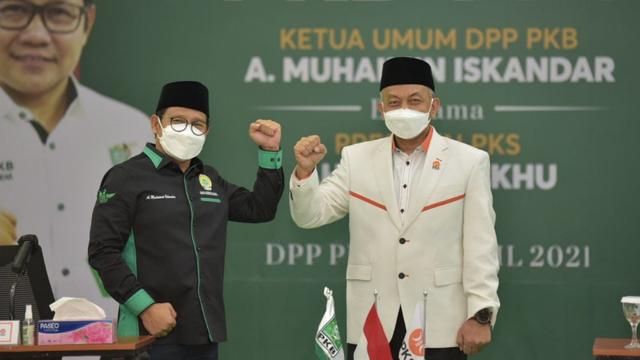 PKS Kunjungi PKB, Sepakat Tampilkan dan Amalkan Nilai-nilai Islam Moderat (227294)