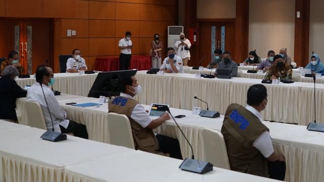 Kementerian ATR/BPN Bahas Soal Pembangunan Huntap Palu (154900)