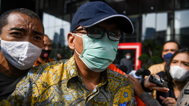 KPK Jerat 6 Orang Tersangka Kasus Suap Ditjen Pajak, Termasuk Angin Prayitno Aji (604972)