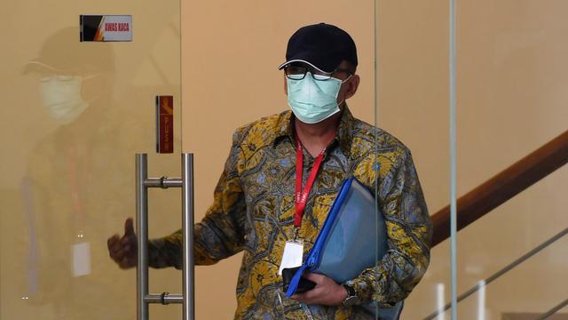 Suap Eks Direktur Ditjen Pajak Diduga Terkait Jhonlin Baratama hingga Bank Panin (327291)