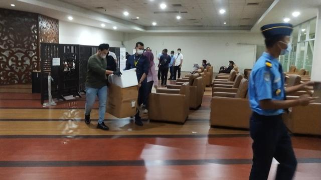 Kata Bandara Kualanamu Soal Pengawasan Rapid Test Antigen Kimia Farma (300879)