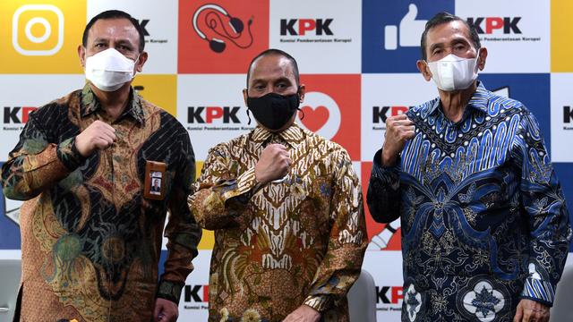 Pegawai KPK Akan Bantu Dewas Cari Bukti Pelanggaran Etik TWK Firli Bahuri Dkk (785460)
