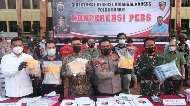 Polisi: Ada 9 Ribu Orang Pakai Alat Rapid Antigen Bekas di Bandara Kualanamu (188368)