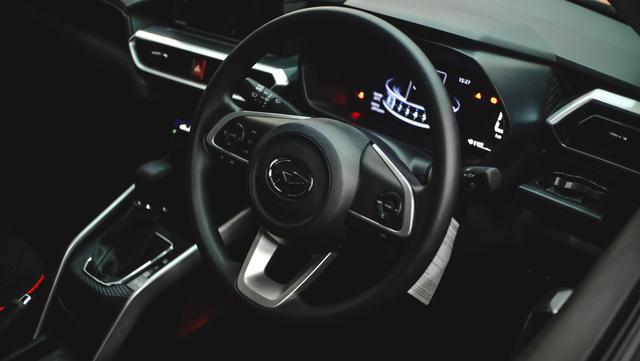 Foto: Lebih Dekat dengan Daihatsu Rocky, Calon Mobil Sejuta Umat? (63348)