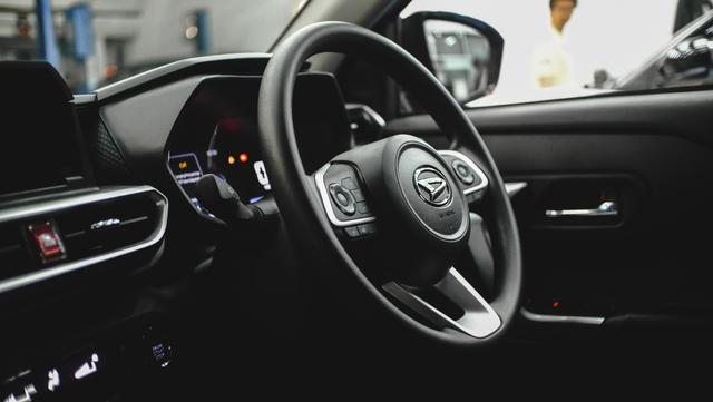 Foto: Lebih Dekat dengan Daihatsu Rocky, Calon Mobil Sejuta Umat? (63344)