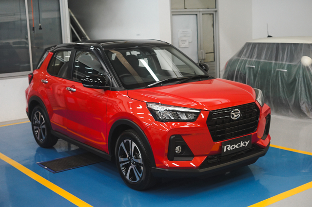Harga Lengkap Daihatsu Rocky 1.0 Turbo, Mulai Rp 214 Juta (80694)