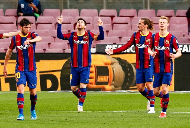 Valencia vs Barcelona: Drama 5 Gol, Messi cs Curi 3 Poin dari Tuan Rumah (128876)
