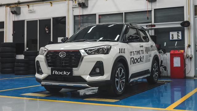 Foto: Lebih Dekat dengan Daihatsu Rocky, Calon Mobil Sejuta Umat? (63335)