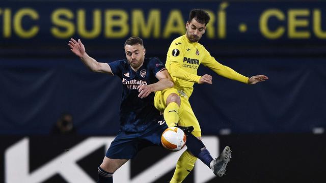 Live Streaming Arsenal vs Villarreal di Liga Europa (183262)