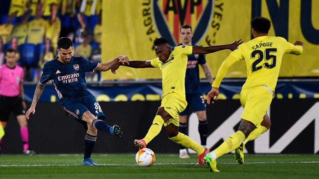 Live Streaming Arsenal vs Villarreal di Liga Europa (183263)