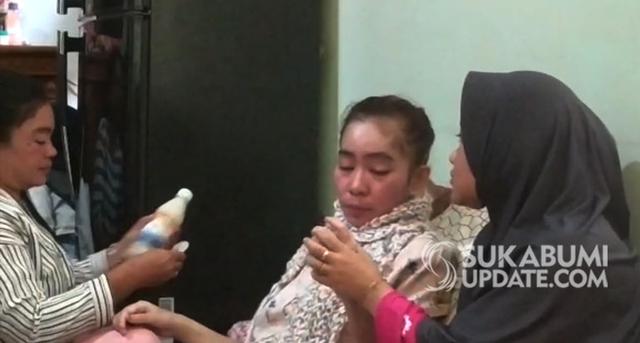 Guru Honorer Sukabumi Lumpuh dan Hampir Buta Usai Vaksin COVID-19 Dosis Kedua (380209)