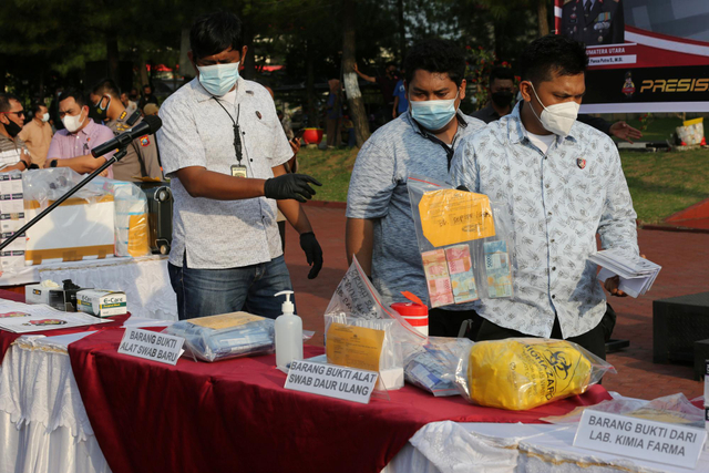 Bos Kimia Farma Diagnostika Medan Raup Rp 30 juta Per hari dari Antigen Bekas (214062)