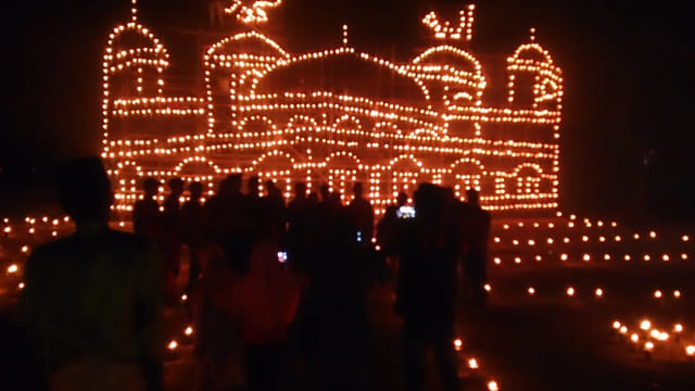 Melihat Tradisi Lampu Colok di Karimun yang Semakin 'Redup' (87500)