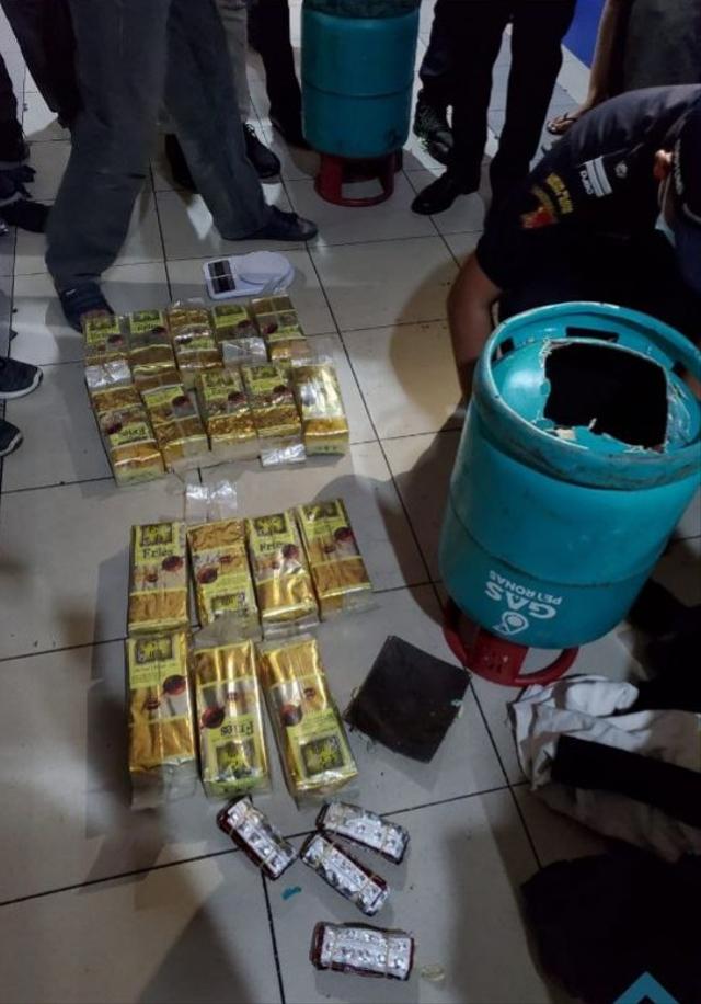 Penyelundupan 17 Kg Sabu di Dalam Tabung Gas, Digagalkan Bea Cukai Kepri (58792)