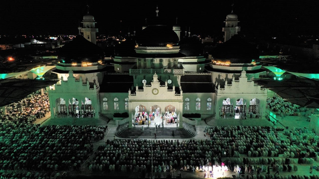 Jadwal Imsakiyah Aceh, Sabtu 1 Mei 2021 (19113)