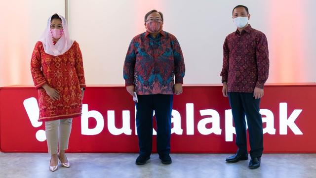 Bambang Brodjonegoro Diangkat Jadi Komut Bukalapak, Yenny Wahid Jadi Komisaris (66598)