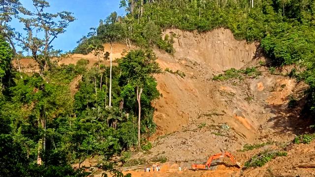 7 Korban Longsor di Tapanuli Selatan Telah Ditemukan  (22332)