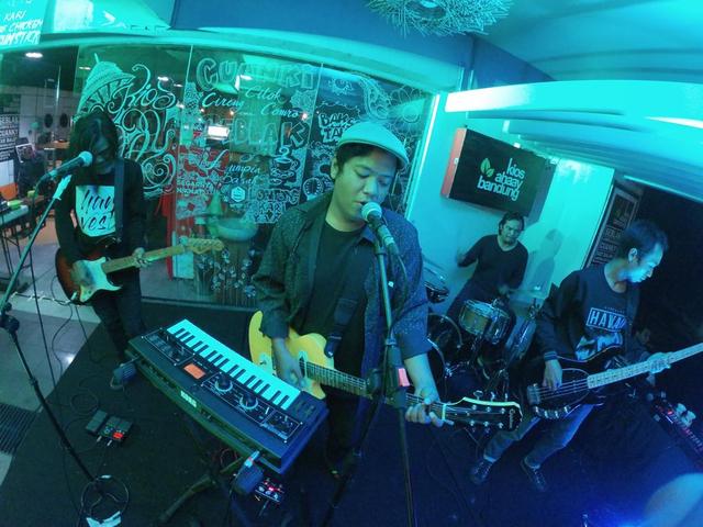 Band Rock dari Karangasem, Bali, Rilis Album Perdana 'For a Better Life' (395185)