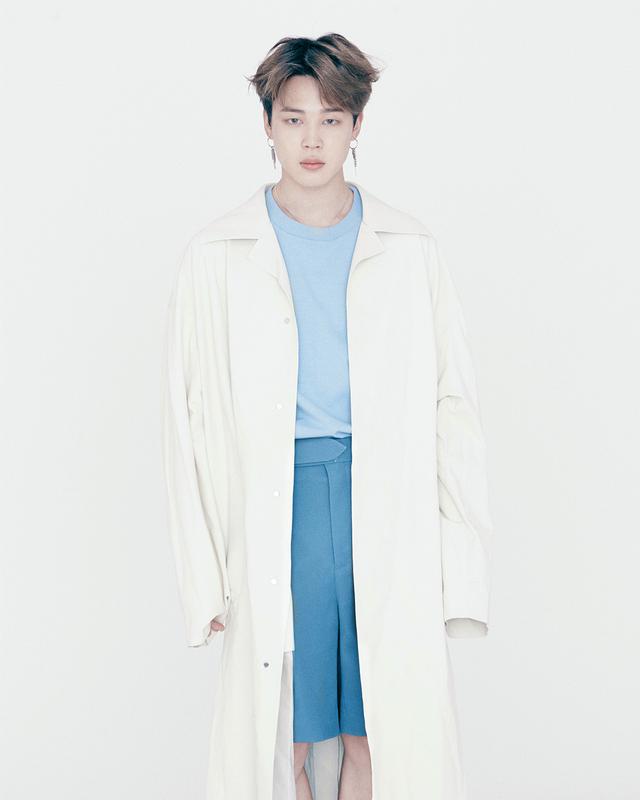 Tampilan Perdana Idola K-Pop BTS Jadi Brand Ambassador Louis Vuitton (212672)
