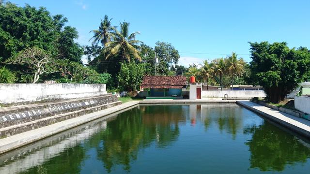 Legenda Kutukan pada Warga Desa Jahat di Sendang Klangkapan, Sayegan, Sleman (95560)