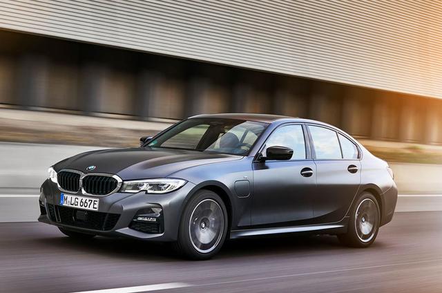 Mobil Plug-in Hybrid BMW 330e Meluncur Tahun Ini? (257816)
