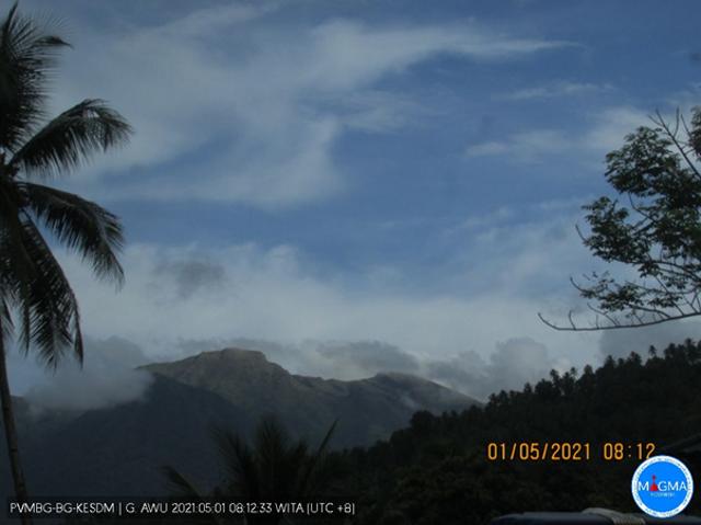 Fakta Gunung Paling Utara Indonesia: Sejarah Gunung Awu Telan 7.377 Korban Jiwa (42943)