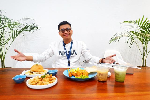 Maheera Coffee Bandar Lampung, Kafe Minimalis Berkonsep Arsitektur Skandinavia (10)