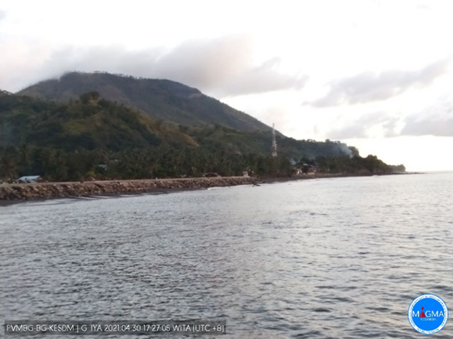Fakta Geologis Menarik Gunung Api Iya, Gunung Api Aktif Paling Selatan Indonesia (42361)