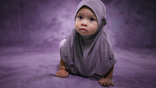 Nama Bayi Islami untuk Putri Kecil yang Terinspirasi dari Momen Idul Fitri (254912)