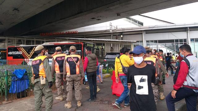 Polisi Tutup Jalan Bila Pasar Tanah Abang Penuh, Cek Titiknya (659585)