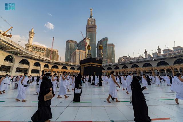 Belajar dari Arab Saudi 'Perang' Lawan Covid Pakai Aplikasi Mobile (160343)