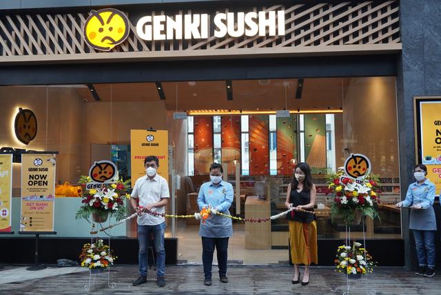 Restoran Sushi Ini Resmi Buka di Batam, Terapkan Layanan Contactless Dining (102231)