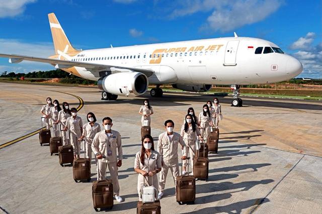 Semua Syarat Rampung, Kapan Super Air Jet Milik Rusdi Kirana Terbang Perdana? (860899)