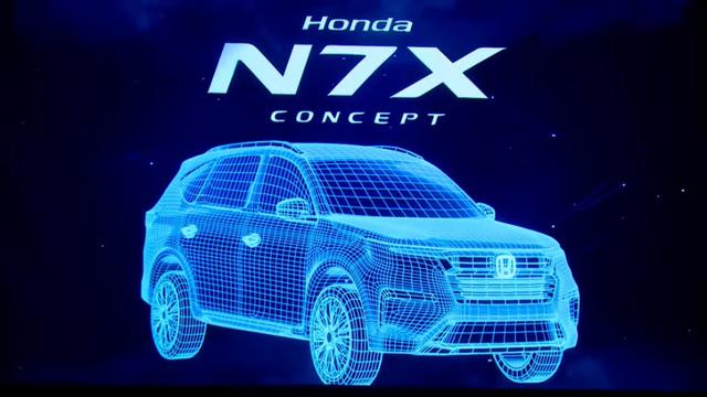 Meluncur di GIIAS 2021, Mobil Konsep Honda N7X Akan Punya Varian Hybrid? (284308)