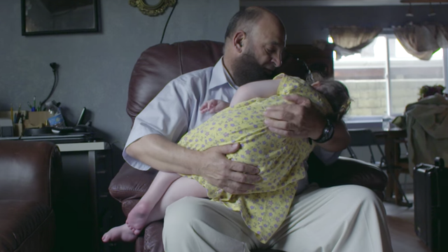 Kisah Dedikasi Pria Muslim AS Rawat 80 Anak Telantar yang Sakit Parah (411582)