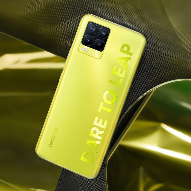 Realme 8 Pro Illuminating Yellow Rilis di Indonesia, Ini Spesifikasi dan Harga (362425)
